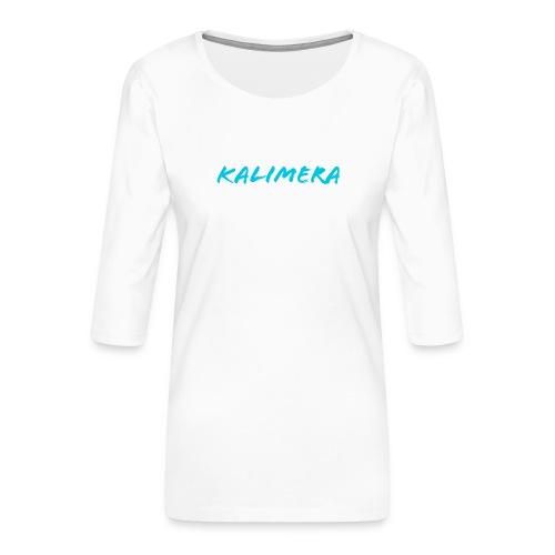 Kalimera Griechenland - Frauen Premium 3/4-Arm Shirt