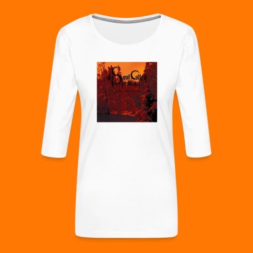 ASCP DAWN FRONT - Women's Premium 3/4-Sleeve T-Shirt