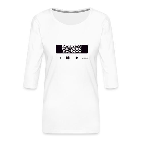 VC4000 - Frauen Premium 3/4-Arm Shirt