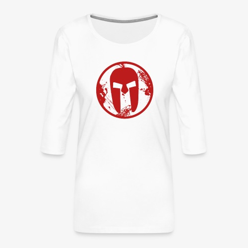 spartan - Women's Premium 3/4-Sleeve T-Shirt