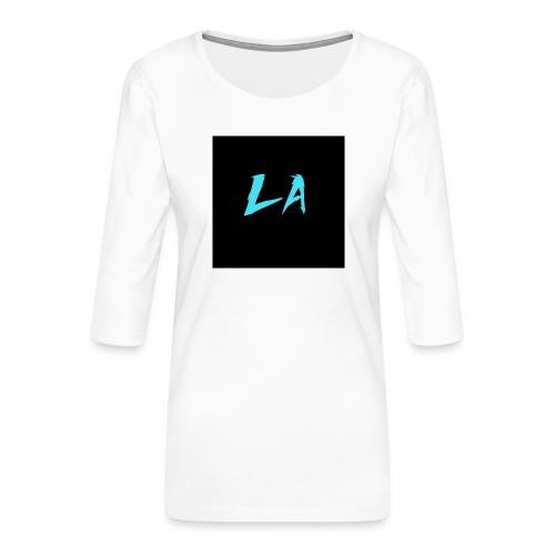 LA army - Women's Premium 3/4-Sleeve T-Shirt