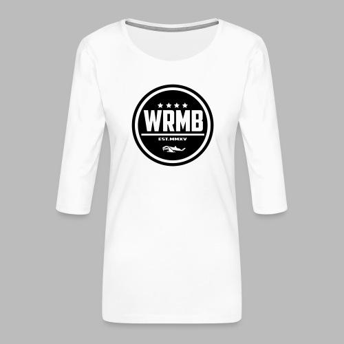 Balise principale - T-shirt Premium manches 3/4 Femme