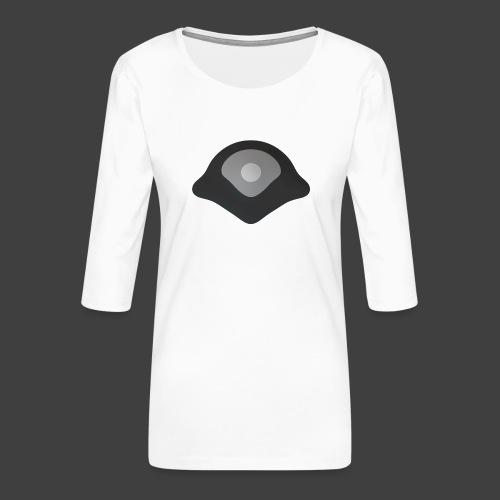 White point - Women's Premium 3/4-Sleeve T-Shirt