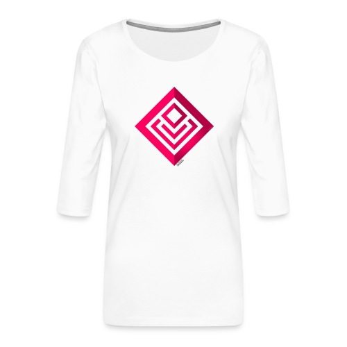 Cabal (with label) - Women's Premium 3/4-Sleeve T-Shirt