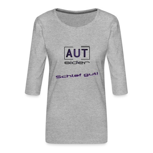 Avatarp png - Frauen Premium 3/4-Arm Shirt