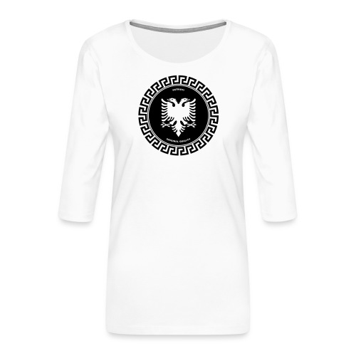 Patrioti Medusa - Frauen Premium 3/4-Arm Shirt
