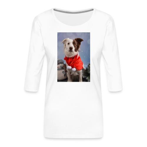 DSC_2058-jpg - Vrouwen premium shirt 3/4-mouw