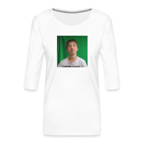 Game4you - Vrouwen premium shirt 3/4-mouw