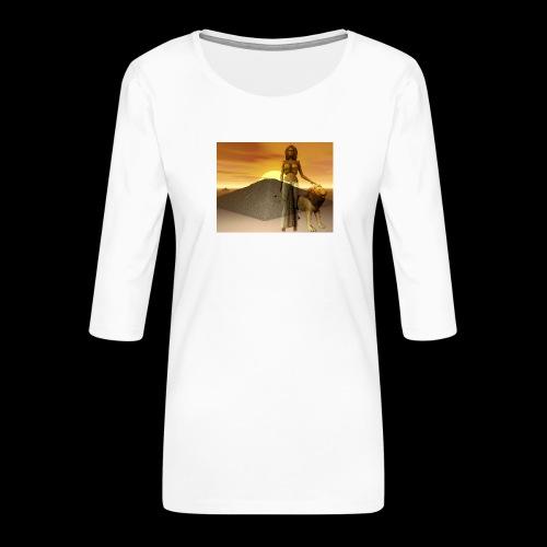 FANTASY 1 - Frauen Premium 3/4-Arm Shirt