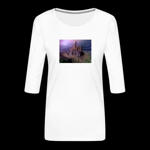 FANTASY 4 - Frauen Premium 3/4-Arm Shirt