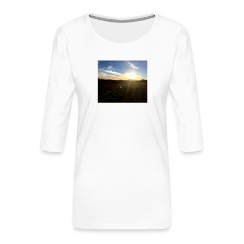 Image - Women's Premium 3/4-Sleeve T-Shirt
