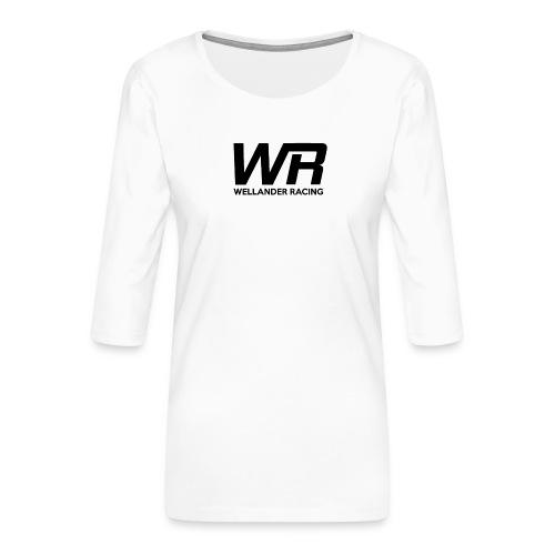 WRRACING - Premium-T-shirt med 3/4-ärm dam