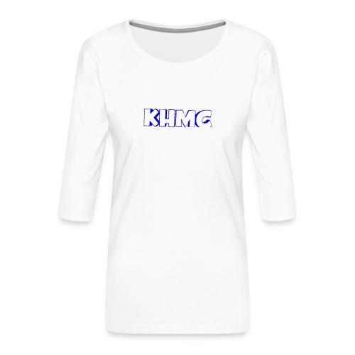 The Official KHMC Merch - Women's Premium 3/4-Sleeve T-Shirt