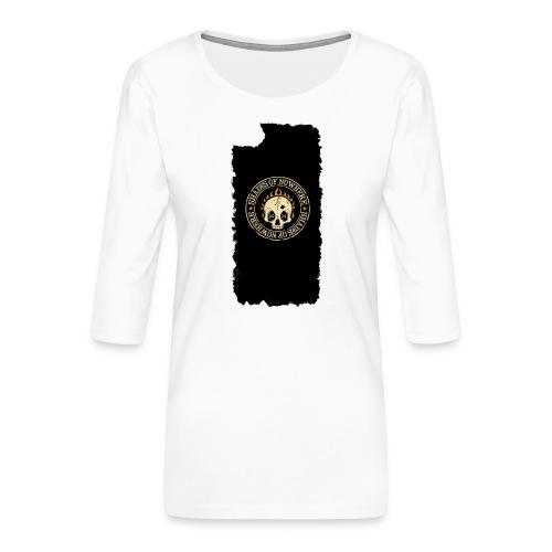 iphonekuoret2 - Naisten premium 3/4-hihainen paita