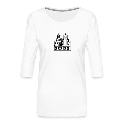 5769703 - Frauen Premium 3/4-Arm Shirt