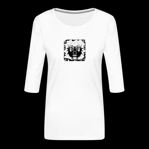 MauL*s - Dame Premium shirt med 3/4-ærmer