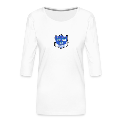 Dublin - Eire Apparel - Women's Premium 3/4-Sleeve T-Shirt