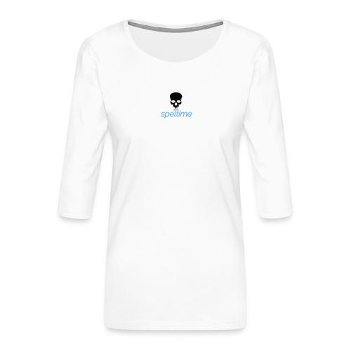speltime - Premium-T-shirt med 3/4-ärm dam