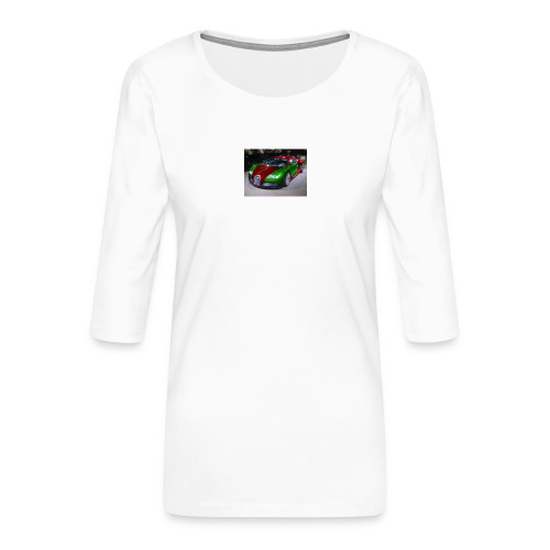 2776445560_small_1 - Vrouwen premium shirt 3/4-mouw
