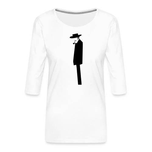 The Bad - T-shirt Premium manches 3/4 Femme