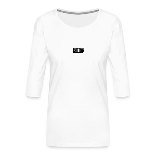 brttrpsmallblack - Women's Premium 3/4-Sleeve T-Shirt