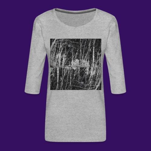 Düsterwald - Frauen Premium 3/4-Arm Shirt