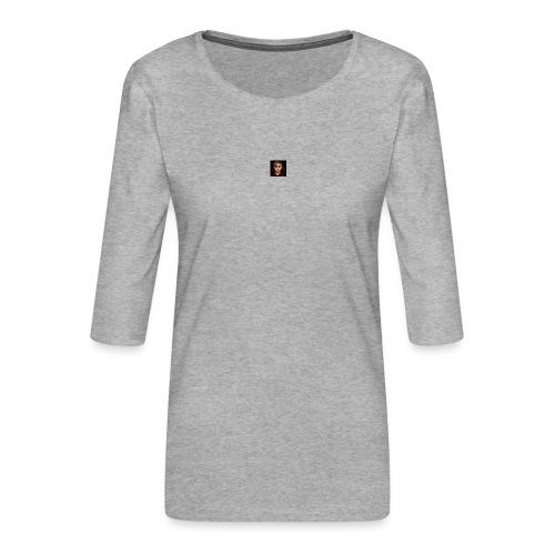 Swedelogo - Premium-T-shirt med 3/4-ärm dam