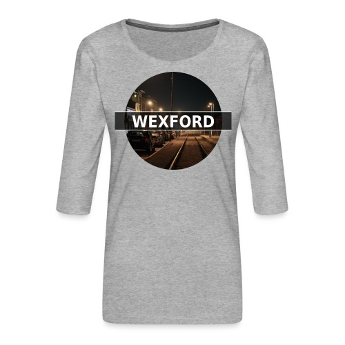 Wexford - Women's Premium 3/4-Sleeve T-Shirt