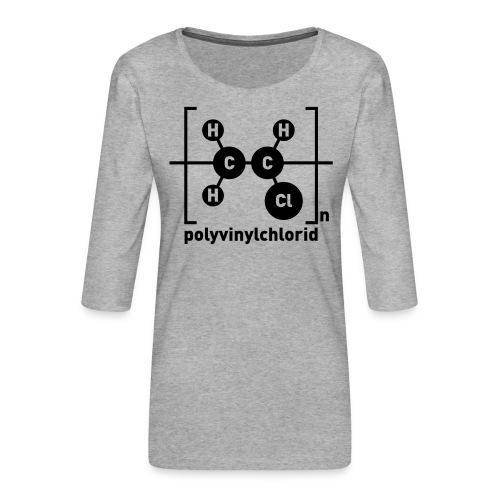 vinyl - Frauen Premium 3/4-Arm Shirt