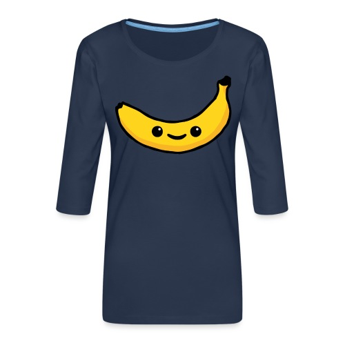 Alles Banane! - Frauen Premium 3/4-Arm Shirt
