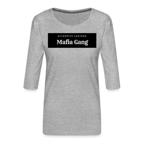 Mafia Gang - Nouvelle marque de vêtements - T-shirt Premium manches 3/4 Femme