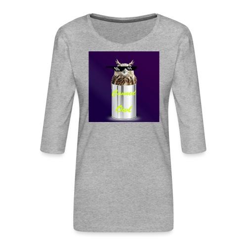 1b0a325c 3c98 48e7 89be 7f85ec824472 - Women's Premium 3/4-Sleeve T-Shirt