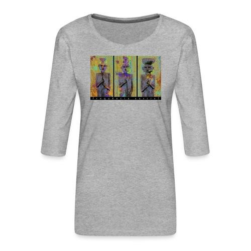 Passo Centurion (jade) - Women's Premium 3/4-Sleeve T-Shirt