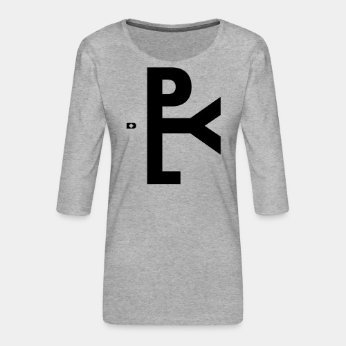 A-140 Play - Frauen Premium 3/4-Arm Shirt