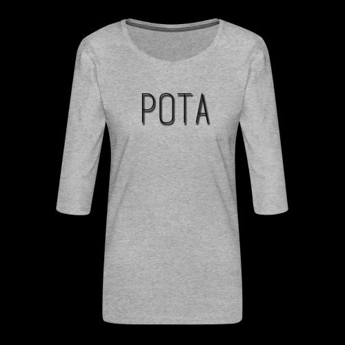 pota2 - Maglietta da donna premium con manica a 3/4