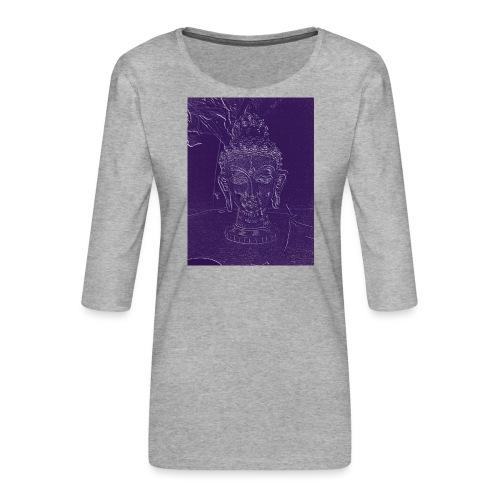 Peace - Women's Premium 3/4-Sleeve T-Shirt