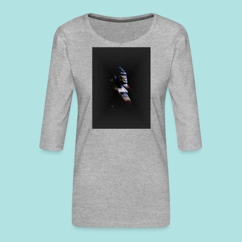 Token of Respect - Women's Premium 3/4-Sleeve T-Shirt