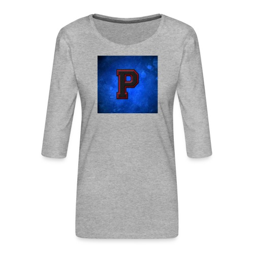Prospliotv - Women's Premium 3/4-Sleeve T-Shirt