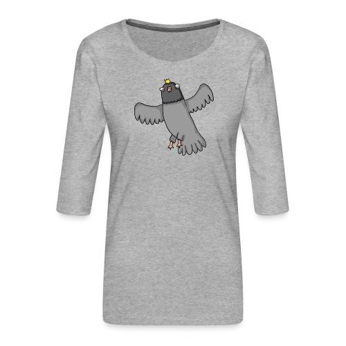 OpperDuif - Vrouwen premium shirt 3/4-mouw