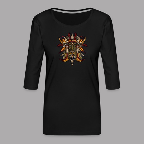 ritual - Women's Premium 3/4-Sleeve T-Shirt