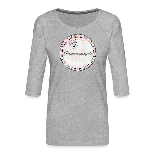 Princesasroyals - Frauen Premium 3/4-Arm Shirt