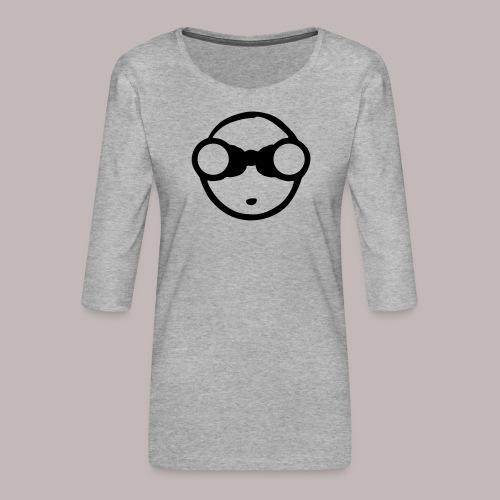 Peeper Original - Frauen Premium 3/4-Arm Shirt