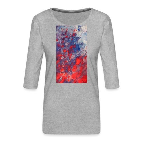 Fury - Vrouwen premium shirt 3/4-mouw