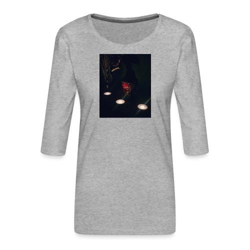 Relax - Women's Premium 3/4-Sleeve T-Shirt