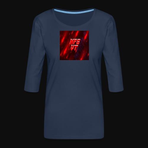 NFGYT - Women's Premium 3/4-Sleeve T-Shirt