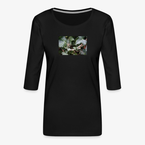 Incy Wincy Spider - Women's Premium 3/4-Sleeve T-Shirt