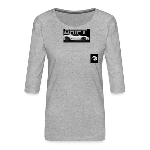 a aaaaa fghjgdfjgjgdfhsfd - Women's Premium 3/4-Sleeve T-Shirt