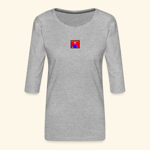 Beast 1425 gaming logo - Women's Premium 3/4-Sleeve T-Shirt