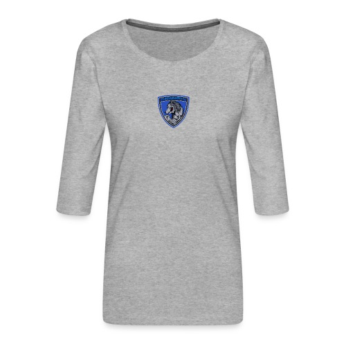 SweaG - Premium-T-shirt med 3/4-ärm dam