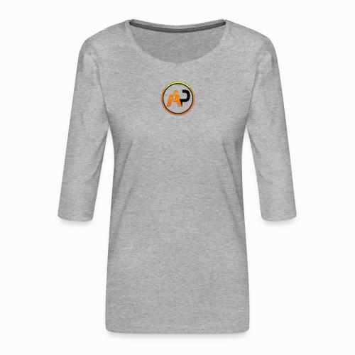 aaronPlazz design - Women's Premium 3/4-Sleeve T-Shirt